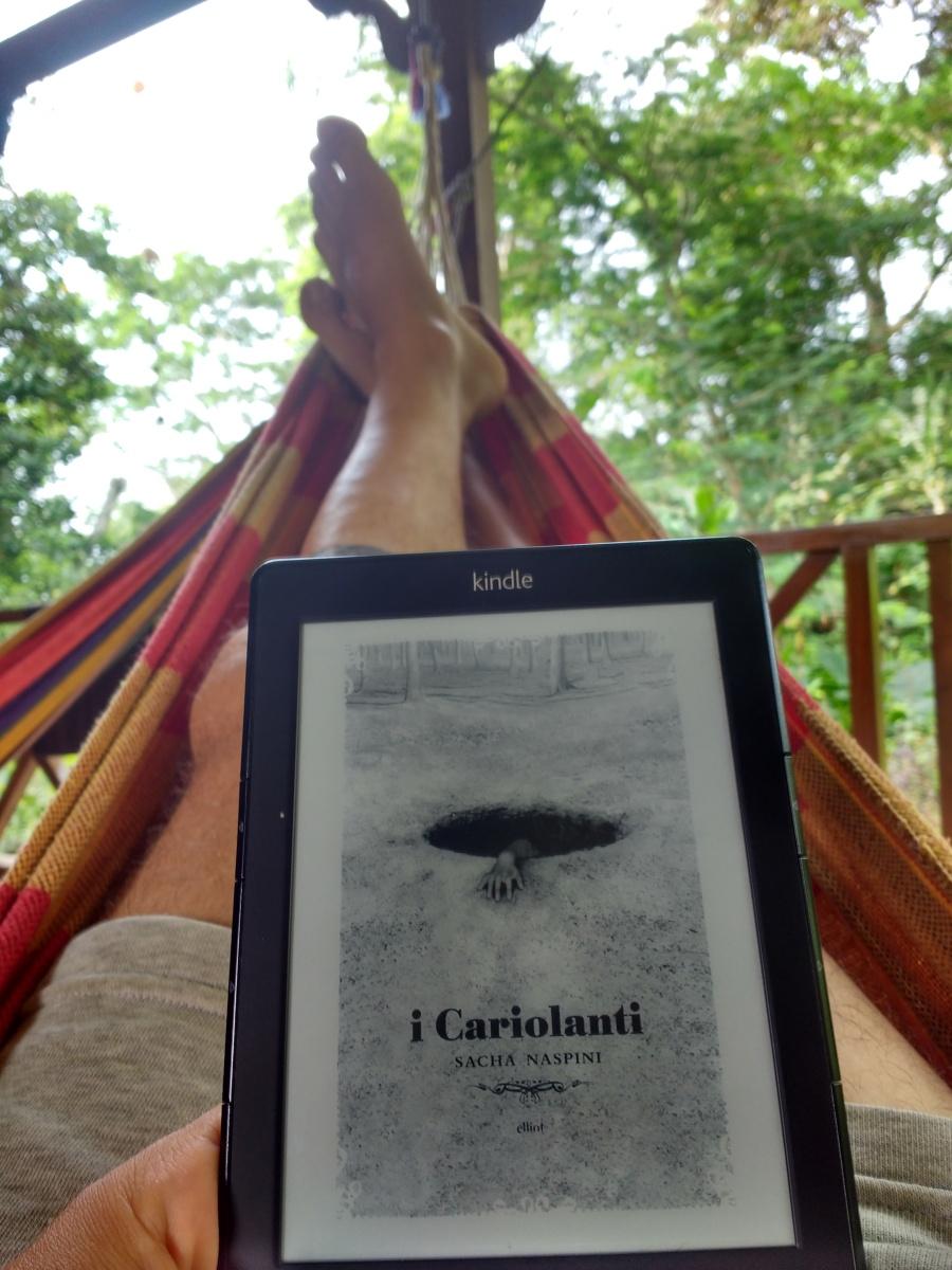 "Kindle nel Caribe. Volume 1: ""I Cariolanti"", Di Sacha Naspini"